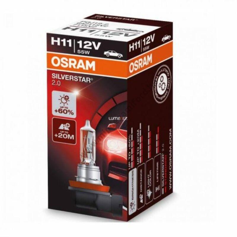 Izzó H11 e.ködlámpa