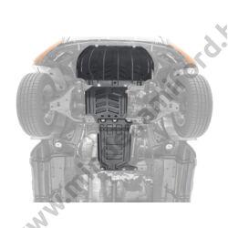 1783157 - Motor és váltó védőlemez