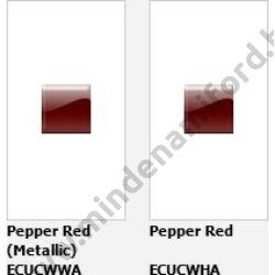 1778463 - Javítófesték stift - Pepper red 18ML