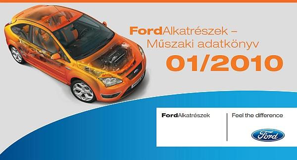 Ford focus kézikönyv